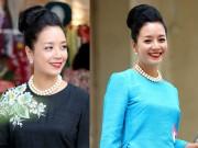 Thời trang - Tuổi 50, nữ diễn viên Chiều Xuân vẫn mải mê trẻ đẹp quên cả thời gian