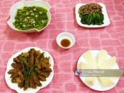 Bếp Eva - Bữa cơm chiều đơn giản mà ngon miệng