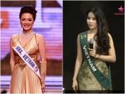 """2 người đẹp Việt """"chết đứng"""" khi gặp lỗi phiên dịch trong cuộc thi quốc tế"""
