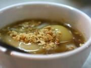 Bếp Eva - Gió lạnh đầu mùa, thương nhớ bát bánh trôi tàu của NSƯT Phạm Bằng