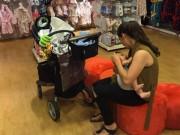 Tin tức - Bà mẹ bức xúc vì bị nhân viên cấm cho con 3 tháng tuổi bú trong cửa hàng