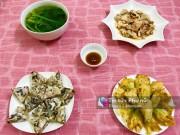 Bếp Eva - Bữa ăn đơn giản mà ngon chưa đến 90.000 đồng