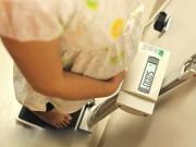 Bà bầu - Mẹ tăng 22kg khi mang thai, sinh con chỉ 2,5kg
