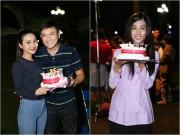 Xem & Đọc - Hoàng Phúc tổ chức sinh nhật cho con gái nuôi tại trường quay