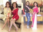 Làng sao - Vượt qua nỗi buồn ly hôn, Hoa hậu Kim Hồng rạng rỡ làm giám khảo tại Hàn Quốc