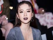 Làm đẹp - Angela Phương Trinh, Mai Ngô, Lan Khuê ai đẹp hơn với son màu đen