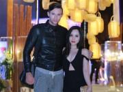 Làng sao - Trương Phương gây chú ý khi chính thức công khai bạn trai Tây