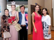 Thời trang - Quá khứ nghèo khổ không phải ai cũng thấu của các Hoa hậu đình đám
