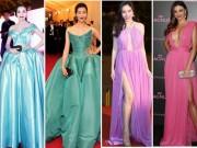 Thời trang - Sao Việt và những chiếc váy nhìn là biết ngay hàng nhái