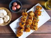 Bếp Eva - Thịt gà nướng bia, mật ong thơm phức