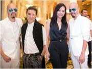Xem & Đọc - Mr Đàm, Đức Hùng rạng rỡ đến chúc mừng phim của Hồng Ánh