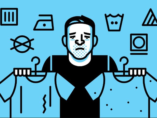 Ý nghĩa các ký hiệu giặt ủi nên thuộc lòng kẻo làm hỏng quần áo