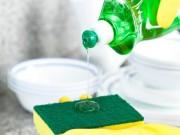 Nhà đẹp - 11 công dụng bất ngờ của nước rửa bát