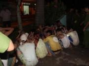 Tin tức - Đồng Nai: Học viên cai nghiện lại phá trại, tràn ra ngoài