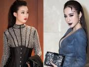 Thời trang - Đây là lý do khiến hoa hậu Mỹ Linh, Angela Phương Trinh bỏ về giữa show