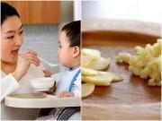 Làm mẹ - Đây là lý do khiến mẹ nào cũng muốn thêm tỏi vào thức ăn dặm cho con