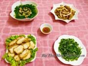 Bếp Eva - Bữa cơm đơn giản mà ngon