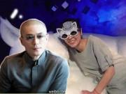 Làng sao - Bị chê không biết bảo vệ vợ, Hoắc Kiến Hoa: