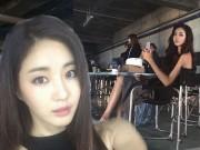 Làng sao - Ngôi sao 24/7: Chẳng cần chỉnh sửa, HH Hàn Quốc Kim Sarang nuột nà không tưởng