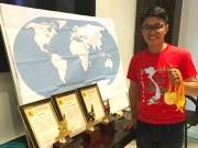 """Tin tức - Hành trình chàng trai học """"yếu toàn diện"""" chinh phục bốn kỷ lục thế giới"""