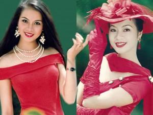 Thời trang sao Việt xưa: Từ 20 năm trước, nữ MC này đã vô cùng xinh đẹp gợi cảm