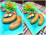 Bếp Eva - Tự làm xúc xích tỏi xông khói siêu hấp dẫn tại nhà