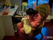 Làm mẹ - Chỉ với mẹo nhỏ này, mẹ thoát ngay khỏi cảnh con sơ sinh