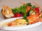 Tin tức ẩm thực - Thời tiết lạnh, rủ nhau đi ăn tôm hùm sang chảnh giữa lòng Hà Nội