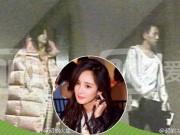 Làng sao - Trước khi Lưu Khải Uy lộ video ngoại tình, Dương Mịch vẫn rất xinh tươi