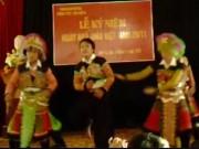 Clip Eva - Cười té ghế với điệu múa thiên nga gãy cánh phiên bản dân tộc