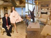 Nhà đẹp - Những bí mật ít ai biết về penthouse xa xỉ của Tân tổng thống Mỹ - Donald Trump