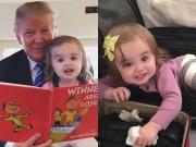 Làm mẹ - Cháu gái thứ 7 xinh như thiên thần của tân Tổng thống Mỹ Donald Trump