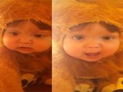 Clip Eva - Video: Em bé gầm theo tiếng sư tử đáng yêu đốn tim dân mạng