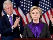 Thời trang - Lý do bà Hillary Clinton mặc áo tím sau khi thua tranh cử tổng thống Mỹ