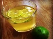 Sức khỏe - 6 KHÔNG khi uống nước chanh ấm buổi sáng