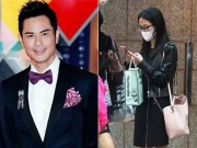 Làng sao - Chưa cưới, Hoa hậu Hongkong và Trịnh Gia Dĩnh đã dọn về sống chung