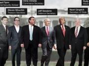Tin tức - Hé lộ 7 nhân vật quyền lực nhất trong bộ máy của Trump