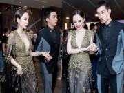 """Làng sao - Võ Cảnh nắm chặt tay Angela Phương Trinh trước tin đồn """"phim giả tình thật"""""""