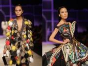 Thời trang - Mãn nhãn với BST lấy cảm hứng từ cà phê tại Tuần lễ thời trang quốc tế
