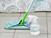 Nhà đẹp - Không cần nước tẩy, 2 nguyên liệu có thể giúp lau sạch bóng sàn nhà