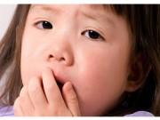 Tin tức cho mẹ - Mách mẹ những cách chữa ho hiệu quả cho trẻ