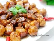 Bếp Eva - Thịt kho tàu mềm thơm tốn cơm phải biết