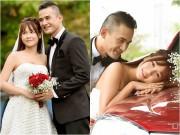 Xem & Đọc - Lương Thế Thành nhớ vợ khi chụp ảnh cưới cùng hot girl Sam