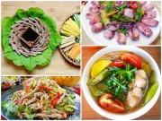 Bếp Eva - Chiều Chủ nhật rảnh rỗi tha hồ nấu nhiều món ngon
