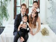 Làng sao - Vợ chồng Đăng Khôi kỷ niệm 3 năm ngày cưới và 11 năm bên nhau