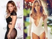 Làm đẹp - Dù ngấp nghé 50 nhưng Jennifer Lopez vẫn tự tin khoe vòng 3 siêu khủng
