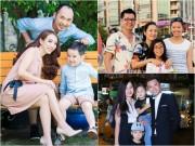 Làng sao - Hạnh phúc ấm áp của 3 cặp vợ chồng nổi tiếng làng hài Việt