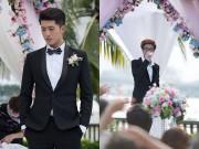 """Bùi Anh Tuấn đẹp lấn át Harry Lu trong MV phim """"4 năm, 2 chàng, 1 tình yêu"""""""