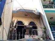 Tin tức - Bé 12 tuổi lao ra từ căn nhà bao trùm khói lửa giữa SG