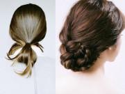 Làm đẹp - 8 kiểu tóc búi thấp sang chảnh không hề già, sến dành riêng cho mùa đông